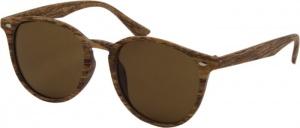 AZ-Eyewear gafas de sol unisex cat.3 panto brown (052)