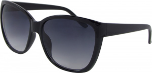 AZ-Eyewear sunglasses wayfarer cat. 3 black/grey (Basic 330-A)