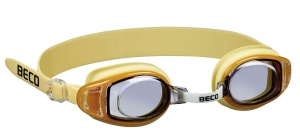 Beco swimming goggles Acapulcopolycarbonate junior yellow