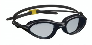Beco swimming goggles Atlanta polycarbonate unisex black
