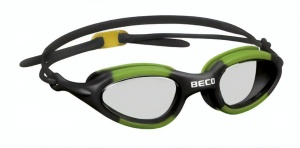 Beco goggles Atlantapolycarbonate unisex black/green