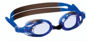 Beco swimming goggles Barcelonapolycarbonate unisex blue/grey