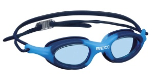 Beco swimming goggles Biarritzpolycarbonate junior marine/blue