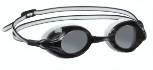 Beco swimming goggles Boston polycarbonate unisex black