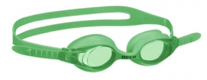 Beco swimming goggles Colombo junior/unisex green