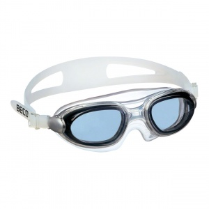Beco swimming goggles Goa polycarbonate unisex silver/grey