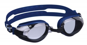 Beco swimming goggles Limapolycarbonate unisex blue