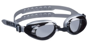 Beco swimming goggles Limapolycarbonate unisex grey