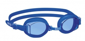 Beco swimming goggles Macaopolycarbonate unisex blue