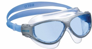 Beco goggles Natalpanorama junior grey/blue