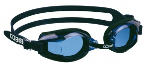Beco swimming goggles Newportpolycarbonate unisex blue
