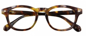 Croon reading glasses Bowiemultifocal unisex brown