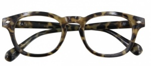 Croon reading glasses Bowiemultifocal unisex green