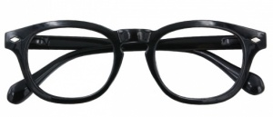 Croon reading glasses Bowiemultifocal unisex black