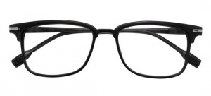 Croon gafas de lectura Cooper unisex black power +1,00
