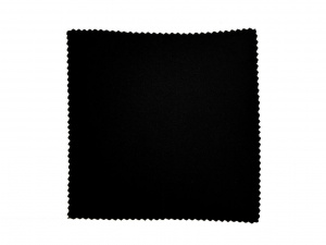 CWI spectacle cloth microfiber black