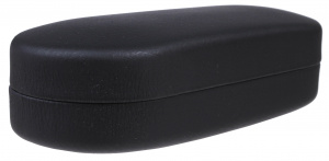 CWI spectacle case 17,5 x 7,5 x 4 cm polyurethane black