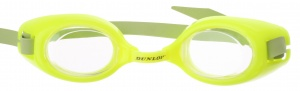 Dunlop Goggles 3-9 year junior yellow