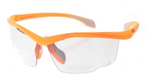 Eassun lunettes de cyclisme Spirit PH Montura orange fotocromic grey