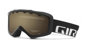 Giro ski glasses Grade Amber Rose 40% junior black