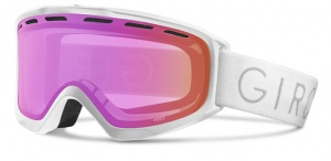 Giro ski glasses Index White Core Light Amber Pink unisex white