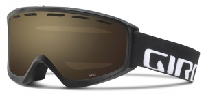 Giro ski glasses Index Wordmark Amber Rose unisex black
