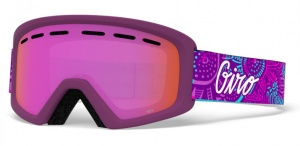 Giro ski glasses Rev 37% junior purple