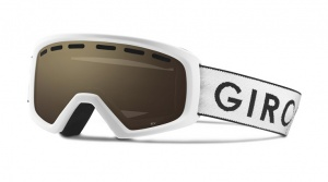 Giro ski glasses Rev Amber Rose 40% junior white