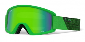 Giro ski glasses Semi Bright Green Peak/Yellow junior green