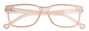 H2Optics leesbril unisex beige