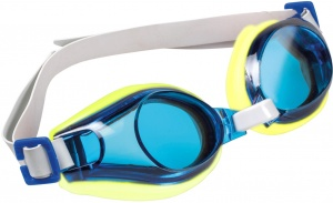 Happy People swimming goggles junior 17cm yellow