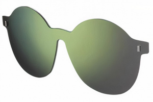 Hugo Boss spectacle lenses HG 1110 CL-On03 nylon dark green
