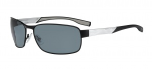 Hugo Boss sunglasses 0569/P/S2HT/WJ men's polarized black/grey