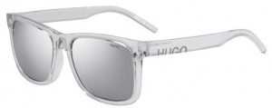 Hugo Boss sunglasses HG 1068/S men 57 mm silver