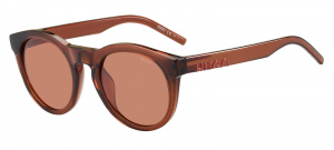 Hugo Boss sunglasses HG 1071/S 2LF/U1 cat. 3 mirrored orange