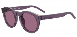 Hugo Boss sunglasses HG 1071/S 807/AO cat. 3 mirrored purple