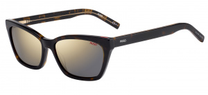 Hugo Boss sunglasses HG 1077/S 1nr/JO ladies cat.3 cat-eye brown