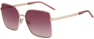 Hugo Boss sunglasses HG 1084/S ladies 59 mm gold/pink