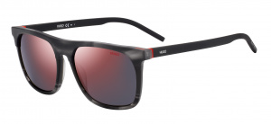 Hugo Boss sunglasses HG 1086/S UNS/AO men cat. 3 black/red