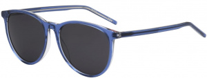 Hugo Boss sunglasses HG 1095/S men 54 mm blue/grey