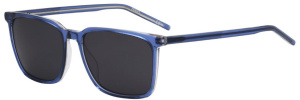 Hugo Boss sunglasses HG 1096/S men 56 mm blue/grey