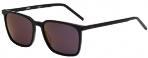 Hugo Boss sunglasses HG 1096/S men 56 mm black/red