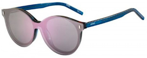 Hugo Boss sunglasses HG 1111/CS ladies 50 mm blue/purple