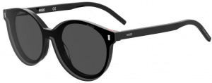 Hugo Boss sunglasses HG 1111/CS ladies 50 mm black/grey