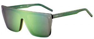 Hugo Boss sunglasses HG 1112/CS men 57 mm green