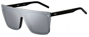 Hugo Boss sunglasses HG 1112/CS men 57 mm black/silver