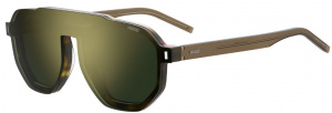Hugo Boss sunglasses HG 1113/CS men 51 mm brown/gold