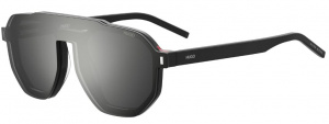 Hugo Boss sunglasses HG 1113/CS men 51 mm black/silver