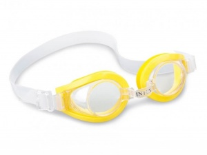 Intex Lunettes de natation Play Goggles junior yellow