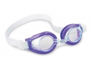 Intex zwembril Play Goggles junior paars